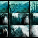 concept storyboard