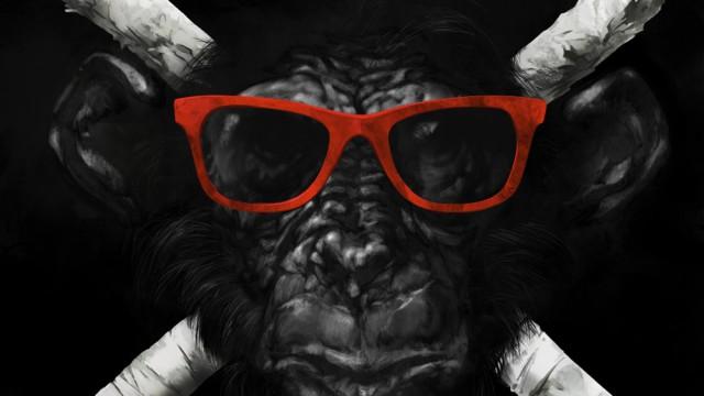 LTdT,les tambours de topolò,topolo,drumming,czm,cosimo miorelli,EP,music,chimp,monkey,jolly roger