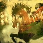 rotholandus;orlando furioso;ariosto;theatre;cosimomiorelli; cosimo miorelli; czm; illustration; live-painting; livepainting; digital