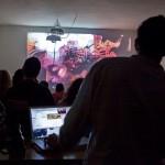 baustelle, cosimo miorelli, cosimomiorelli, hannes buder,guitar,solo, illustration, live painting, multimedia, performance, rhodes, storytelling,cantiere,berlino,haus,berlin