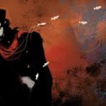 cosimomiorelli; cosimo miorelli; czm; illustration; live-painting; livepainting; digital;stefano benni;cent'anni di solitudine,marquez,torino,teatro gobetti,theatre,reading