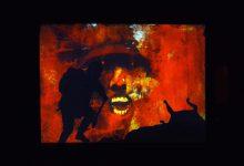 cosimomiorelli; cosimo miorelli; czm; illustration; live-painting; livepainting; digital; Kaiser von atlantis; theater an der wien; kammeroper; Wien; vienna; video; scenography; opera; Viktor Ullmann
